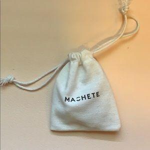 NWT Machete Earrings
